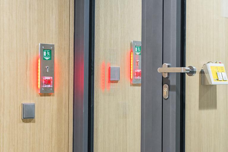 Sicherheitssystem im Smart Home